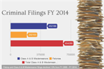 Criminal Filings FY14 Icon
